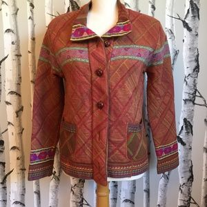Coldwater Creek Cardigan Button Front Size Medium.